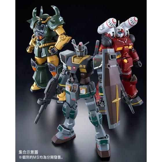HG 1/144 RX-78-2 GUNDAM (21stCENTURY REAL TYPE Ver.)