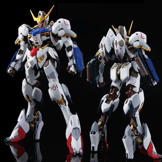 BANDAI SPIRITS Hi-Resolution Model 1//100 GUNDAM BARBATOS Plastic Model Figurine