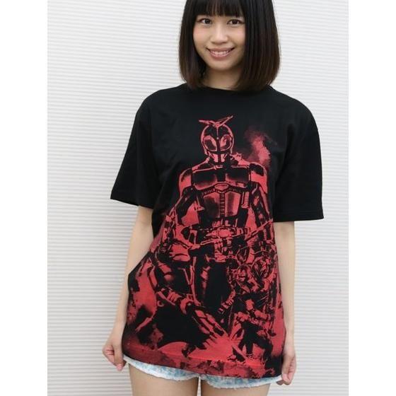 Sugahara Yoshihito Project Kamen Rider Kabuto T-Shirt (Masked Rider System)