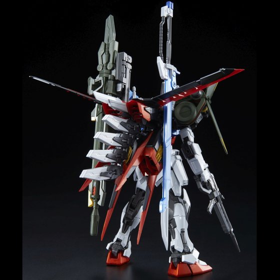 MG 1/100 PERFECT STRIKE GUNDAM SPECIAL COATING Ver.