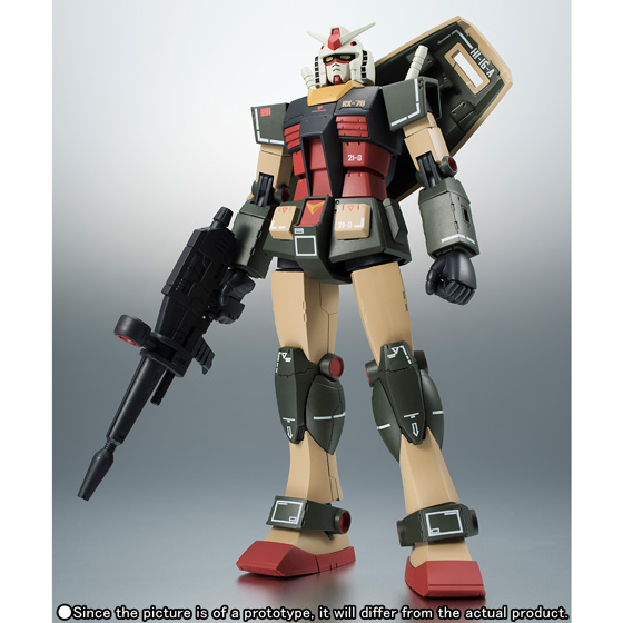 ROBOT SPIRITS 〈SIDE MS〉 RX-78-2 GUNDAM ver. A.N.I.M.E. -Theater Poster Real Type Color-