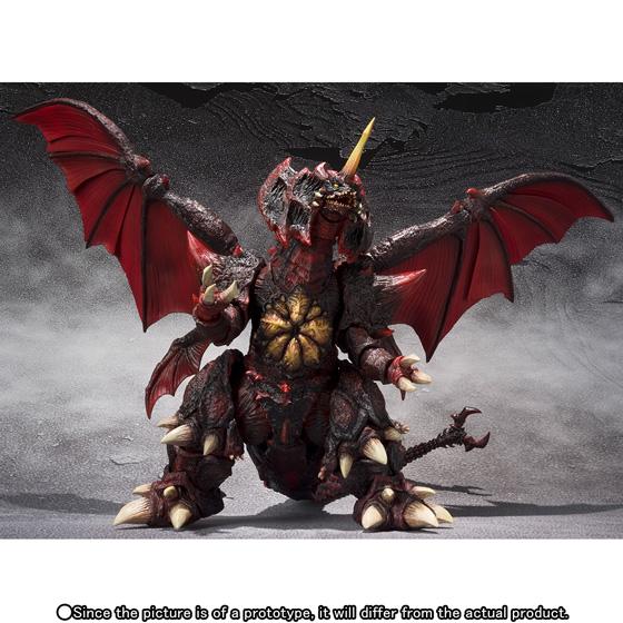 S.H.MonsterArts DESTOROYAH (FINAL FORM) Special Color Ver.