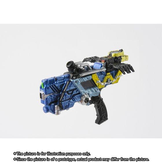 Bandai Tamashii S.H.Figuarts Shinkocchou Seihou Kamen Rider Double Luna trigger