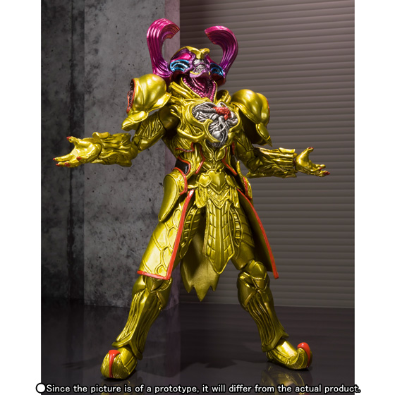 S.H.Figuarts HEART ROIDMUDE OVER-EVOLVED FORM