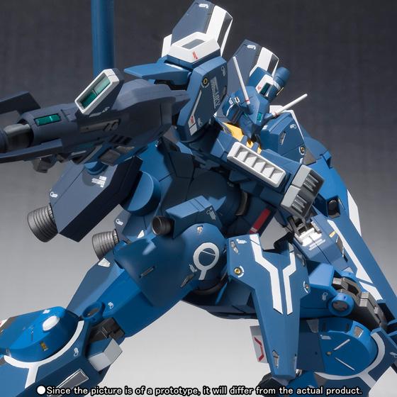 ROBOT SPIRITS 〈SIDE MS〉 GUNDAM Mk-V MARKING PLUS Ver.