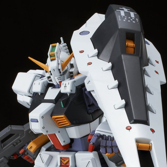MG 1/100 GUNDAM TR-1 [HAZEL CUSTOM] [August 2018 Devlivery]