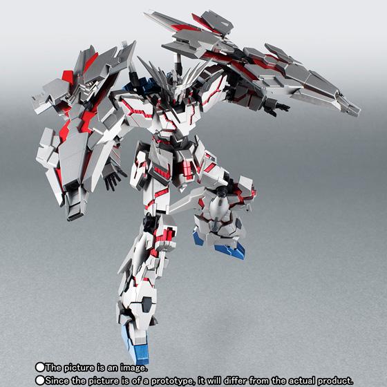 ROBOT SPIRITS 〈SIDE MS〉 UNICORN GUNDAM 03 PHENEX type RC (DESTROY MODE)