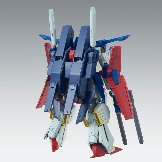 MG 1/100 ENHANCED ZZ GUNDAM Ver.Ka [Sep 2020 Delivery]