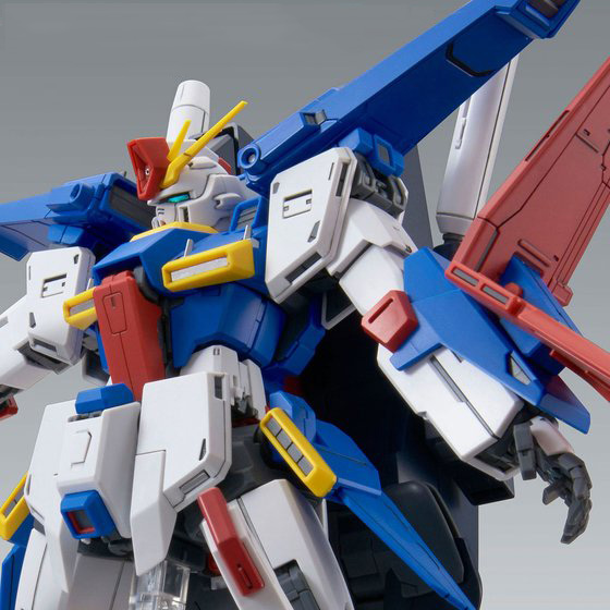 MG 1/100 ENHANCED EXPANSION PARTS for ZZ GUNDAM Ver.Ka [Sep 2020 Delivery]