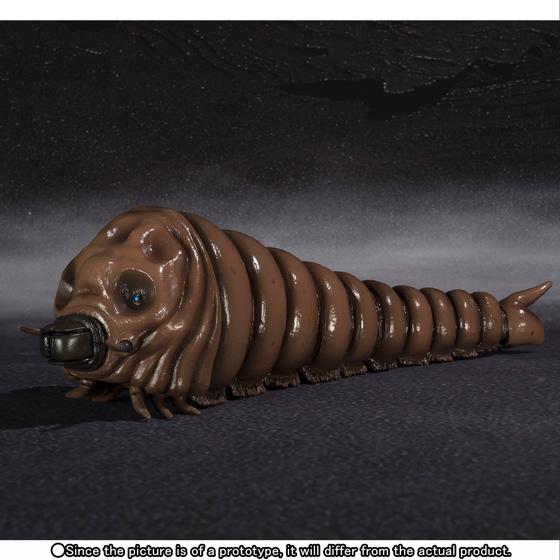 S.H.MonsterArts MOTHRA(Adult form)& MOTHRA(Larval form) Special Color Ver.