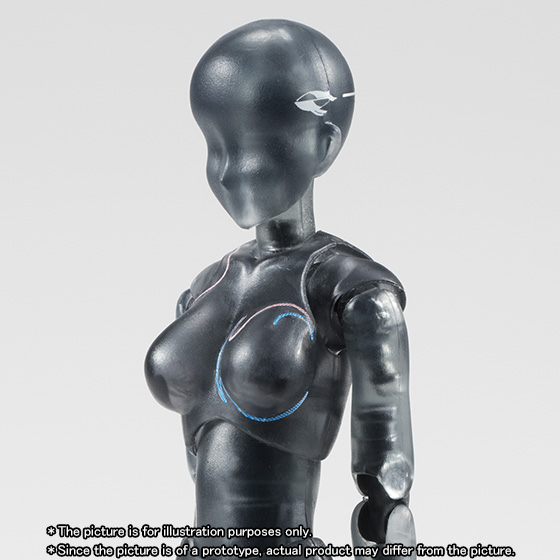 S.H.Figuarts BODY-CHAN WORLD TOUR Ver.