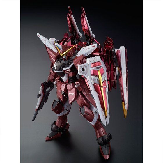 MG 1/100 JUSTICE GUNDAM [SPECIAL COATING]