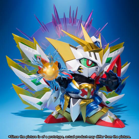 SDX Sun Knight God Gundam