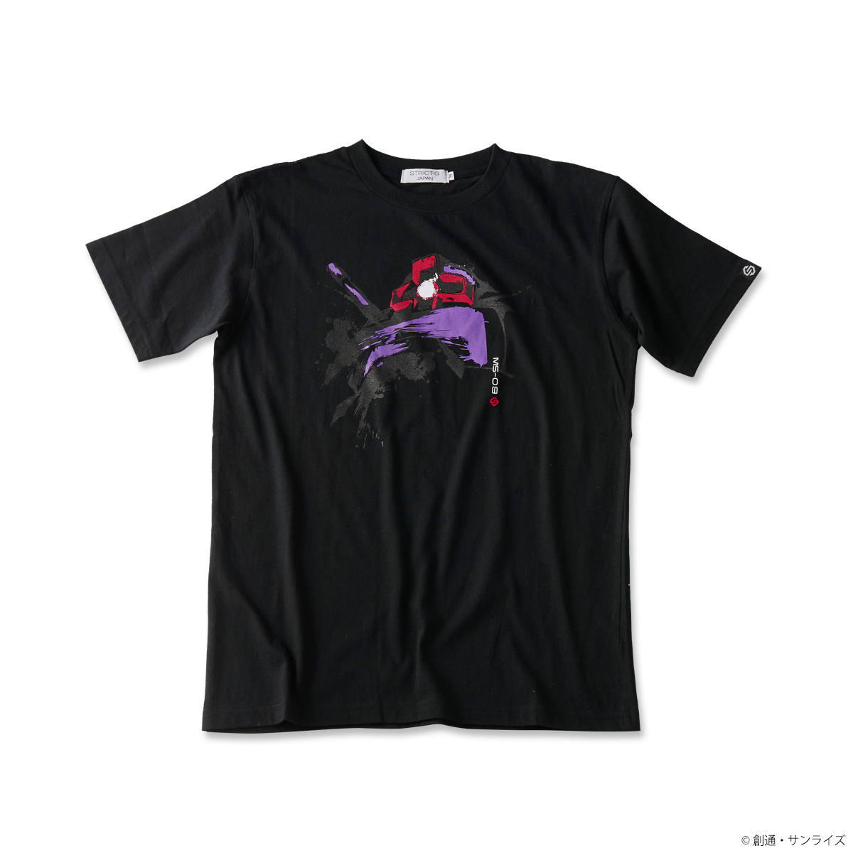Dom T-shirt—Mobile Suit Gundam/STRICT-G JAPAN Collaboration