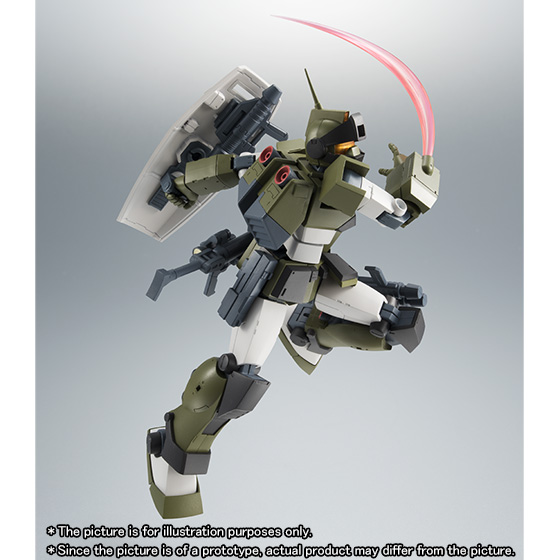 THE ROBOT SPIRITS <SIDE MS> RGM-79SC GM SNIPER CUSTOM ver. A.N.I.M.E.