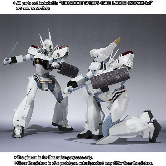 THE ROBOT SPIRITS 〈SIDE LABOR〉 INGRAM 3rd