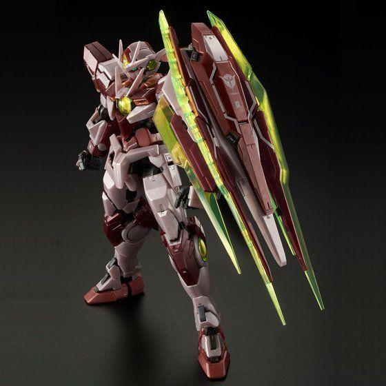 RG 1/144 00 QAN[T] (TRANS-AM MODE) [METALLIC GLOSS INJECTION] [February 2018 Delivery]