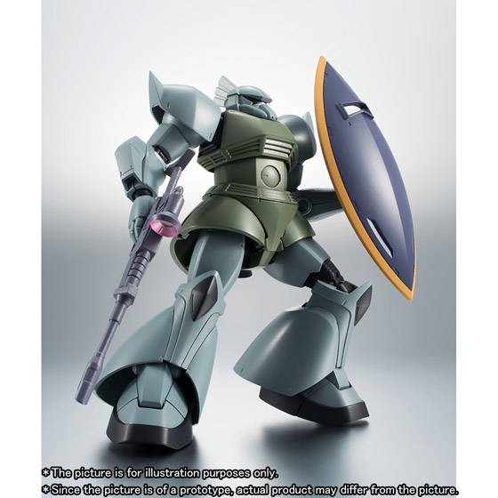 THE ROBOT SPIRITS 〈SIDE MS〉 MS-14A GELGOOG & C-TYPE EQUIPMENT ver. A.N.I.M.E.