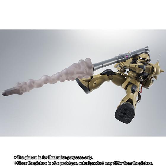 THE ROBOT SPIRITS 〈SIDE MS〉 MS-06F ZAKU MINE LAYER ver. A.N.I.M.E.