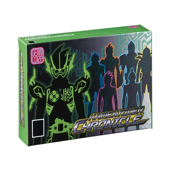 BANDAI Kamen Rider Ex-Aid DX Chronicle Gashat Ride-Player ver JAPAN Japan
