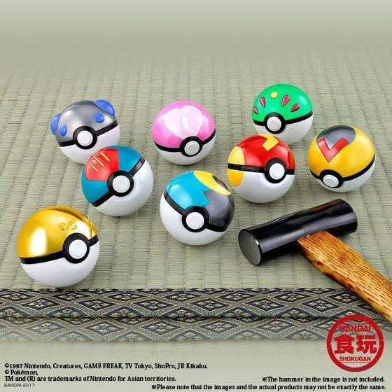 POKE BALL COLLECTION SPECIAL 02 W/O TABLET CANDY