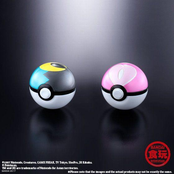 POKE BALL COLLECTION SPECIAL 02 W/O TABLET CANDY [May 2018 Delivery]