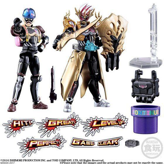 Sodo Kamen Rider Ex Aid Final Stage W O Ramune Premium Bandai Singapore