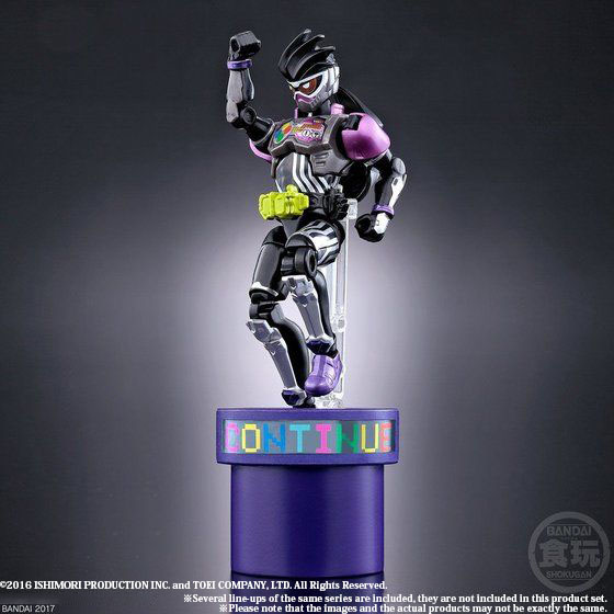 SODO KAMEN RIDER EX-AID FINAL STAGE W/O RAMUNE [January 2019 Delivery]