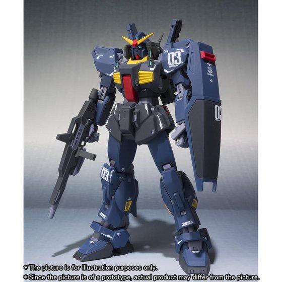 Exceptional Robot Damashii Gundam Mk Ii Images