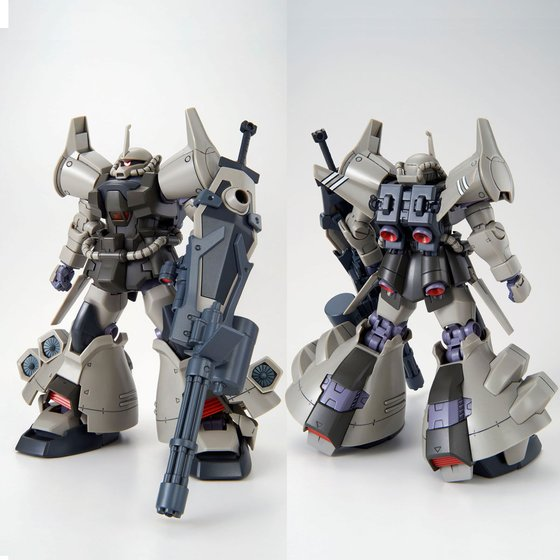 HG 1/144 GOUF FLIGHT TYPE [July 2018 Delivery]