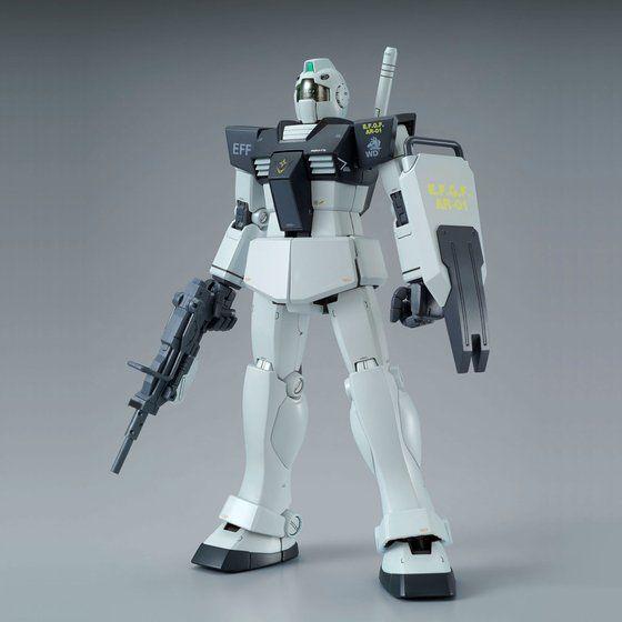 MG 1/100 GM (WHITE DINGO TEAM CUSTOM)