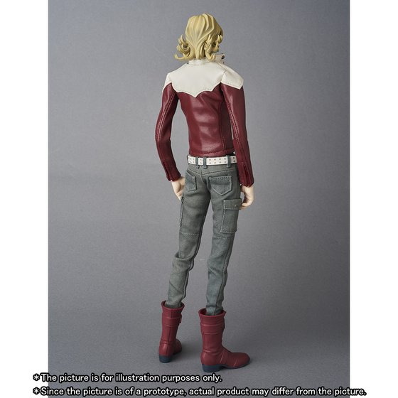 12 Perfect Model BARNABY BROOKS Jr. -Casual style-