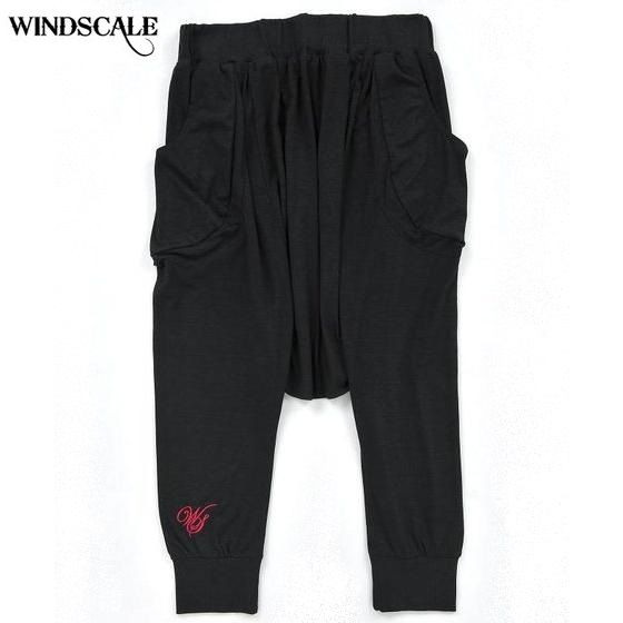 Kamen Rider W Harem Pants (Black)