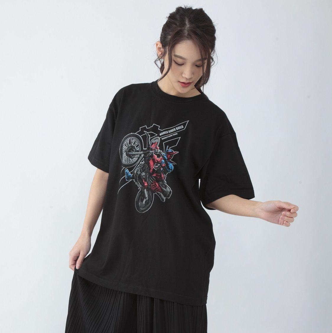 Yoshihito Sugahara Project Kamen Rider Build T-shirt