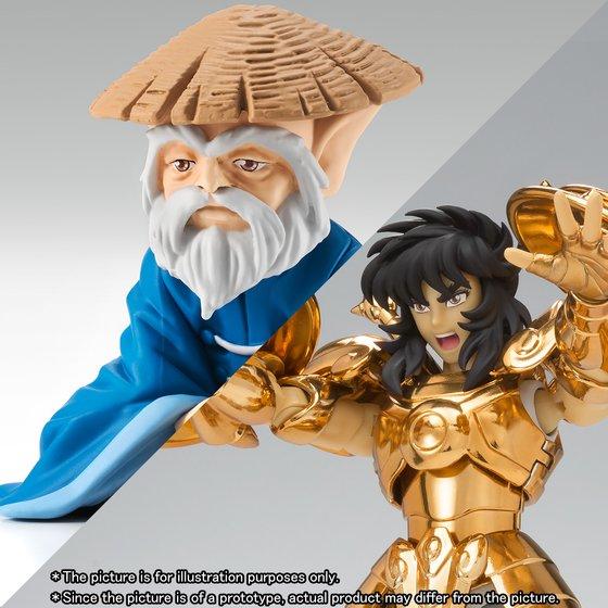Saint Seiya Myth Cloth Libra Dohko Battle Ver Figurine