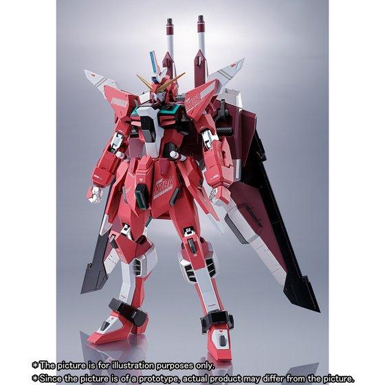METAL ROBOT SPIRITS 〈SIDE MS〉 ∞ JUSTICE GUNDAM