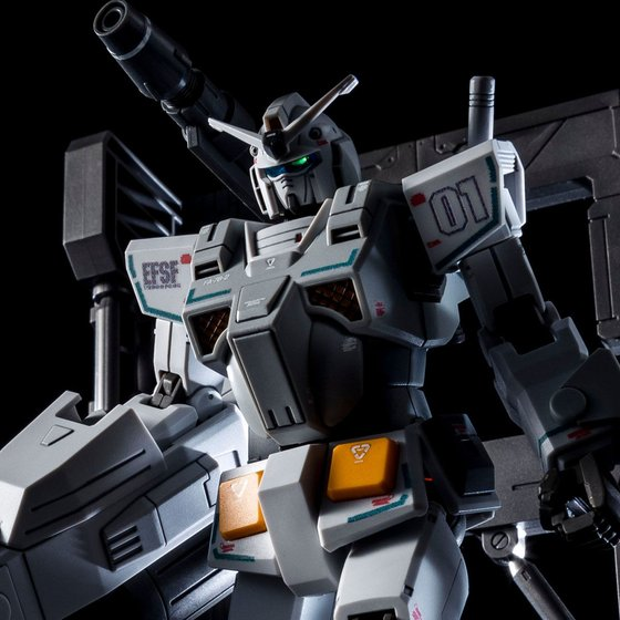 HG 1/144 HEAVY GUNDAM (ROLLOUT COLOR)  [December 2018 Devlivery]