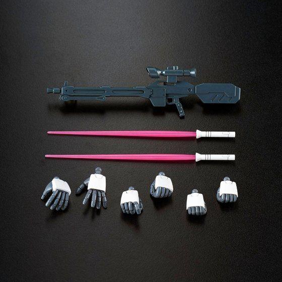HG 1/144 SHIN MATSUNAGA'S GELGOOG JAGER