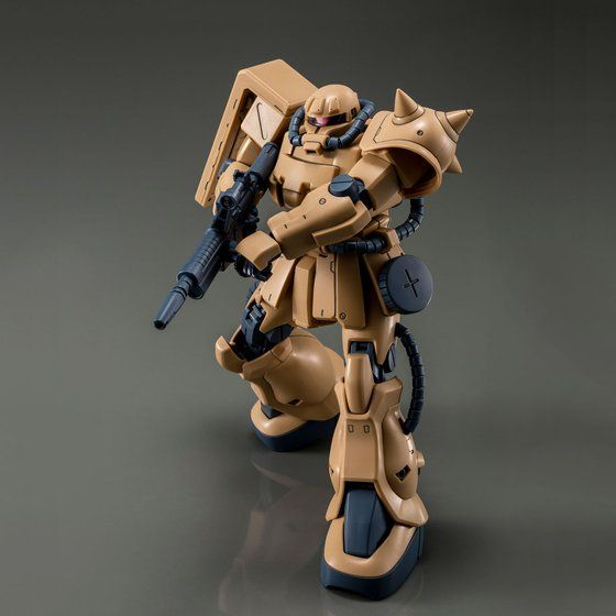 MG 1/100 MS-06F-2 ZAKU II (KIMBERLITE BASE TYPE)