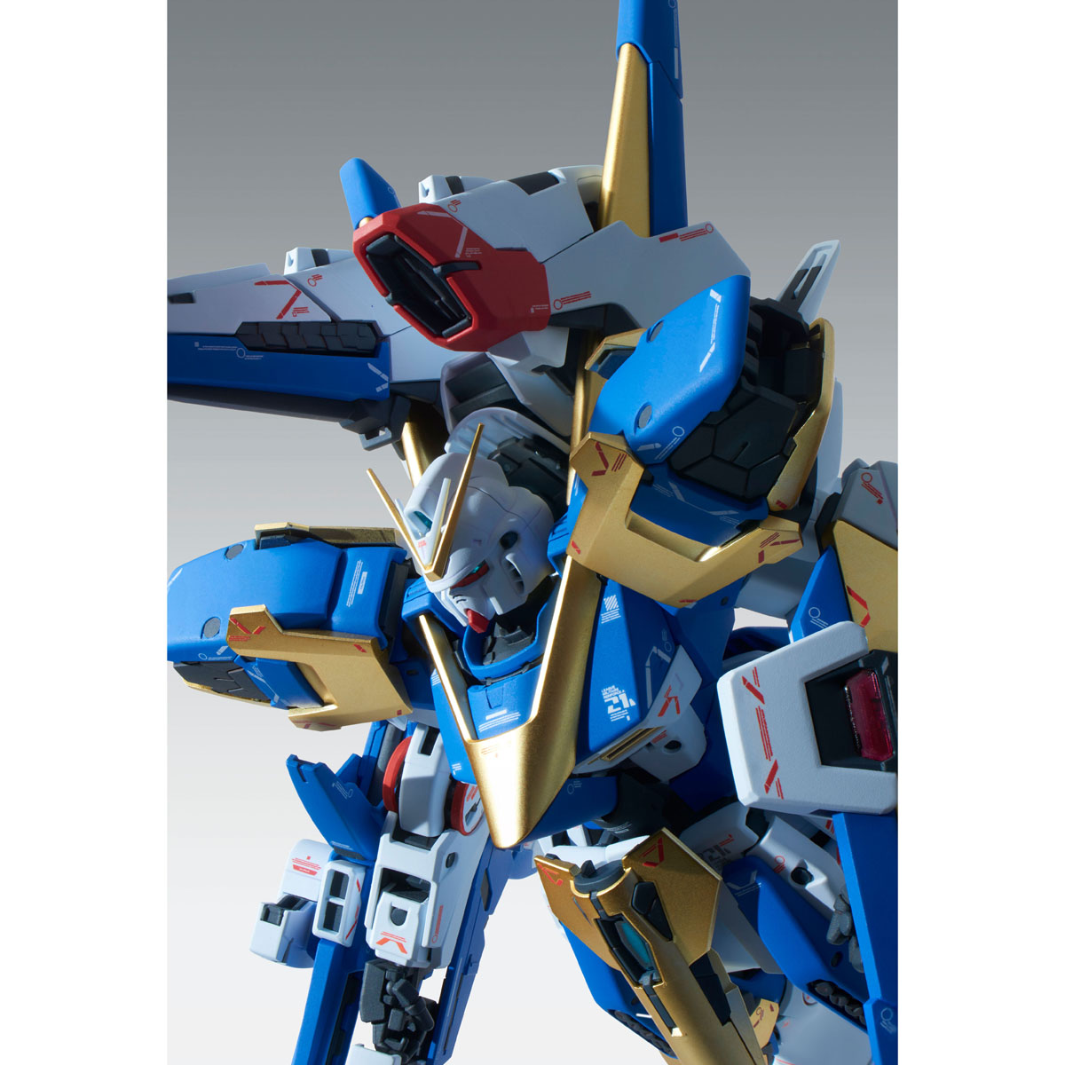MG 1/100 VICTORY TWO ASSAULT BUSTER GUNDAM Ver.Ka [Aug 2020 Delivery]