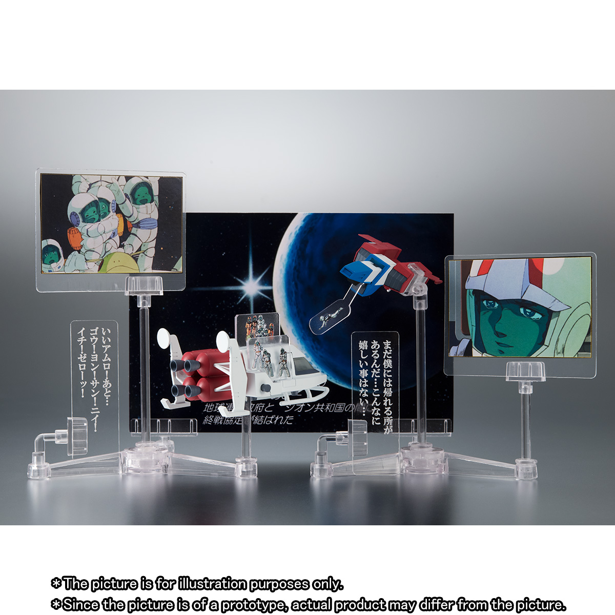 THE ROBOT SPIRITS 〈SIDE MS〉 RX-78-2 GUNDAM ver. A.N.I.M.E. ~Final battle Specifications~