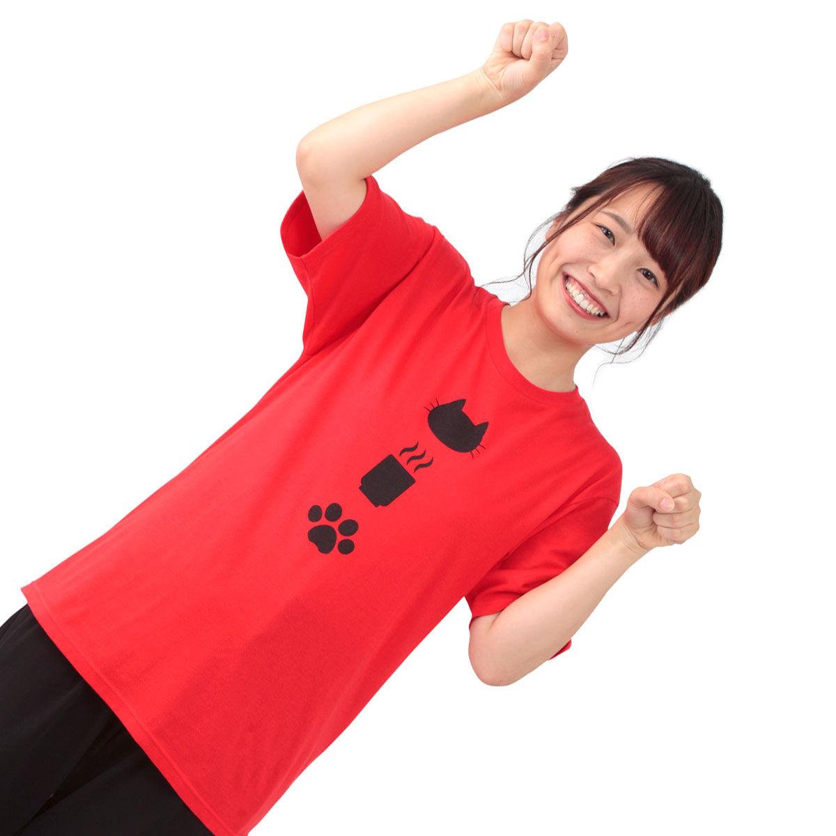 Ultraman R/B UshioMinato selected T-shirts Nancyatte(Just Joking)