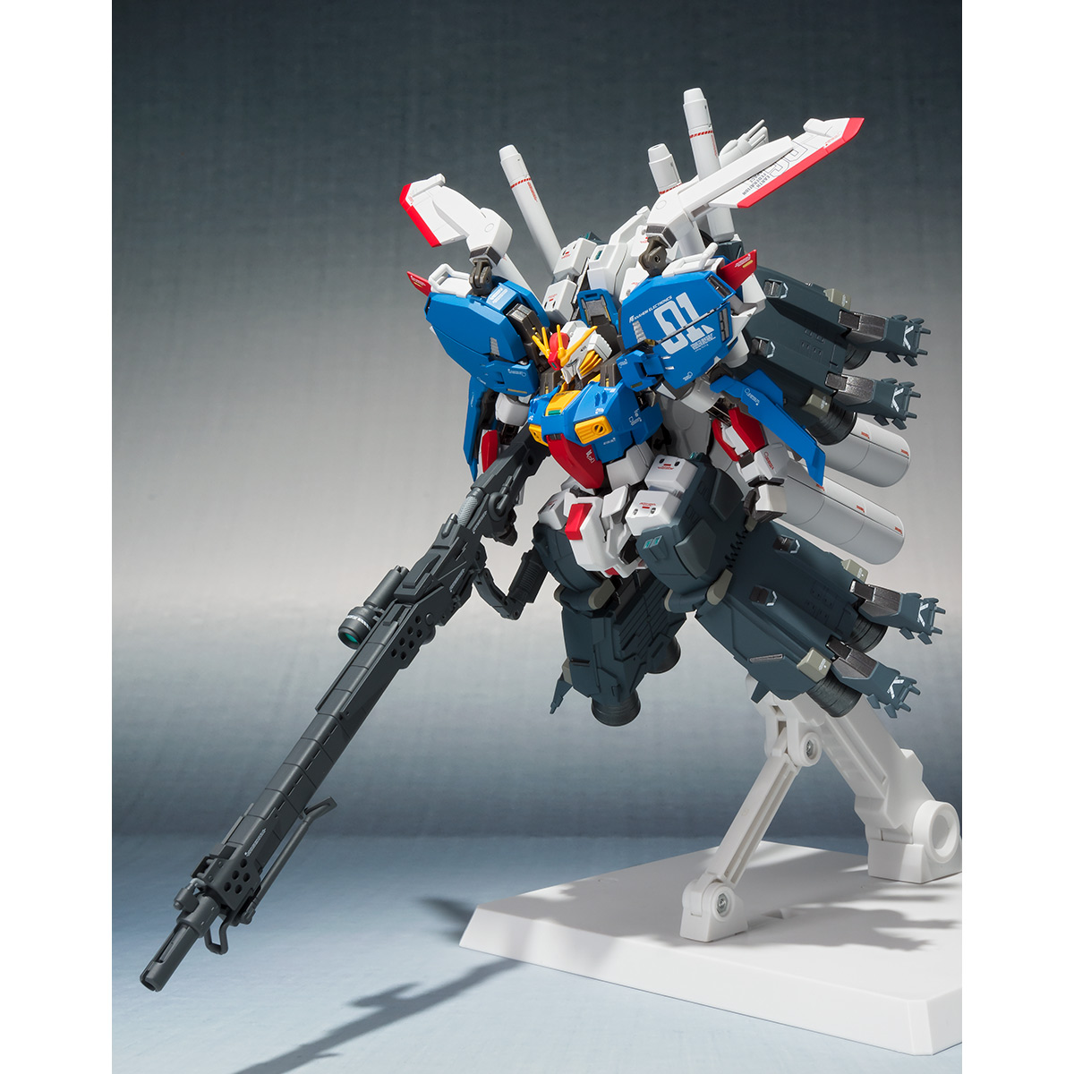 METAL ROBOT SPIRITS (Ka signature) <SIDE MS> S GUNDAM Option Parts BOOSTER UNIT