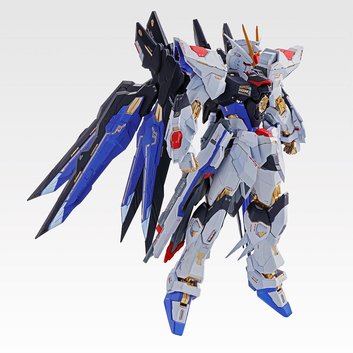 METAL BUILD STRIKE FREEDOM GUNDAM SOUL BLUE Ver.【Second Offer】