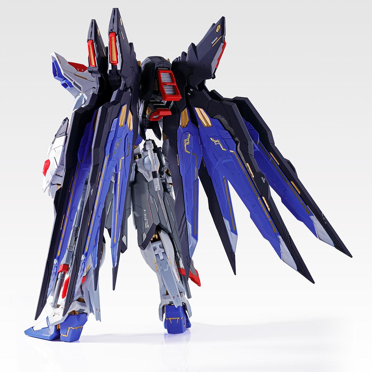 METAL BUILD STRIKE FREEDOM GUNDAM SOUL BLUE Ver 【Second