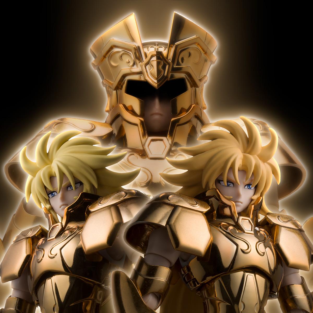 Saint Cloth Myth EX GEMINI SAGA KANON -ORIGINAL COLOR EDITION-