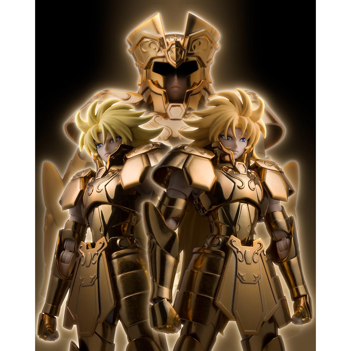 Saint Cloth Myth EX GEMINI SAGA KANON -ORIGINAL COLOR EDITION-【Second Offer】