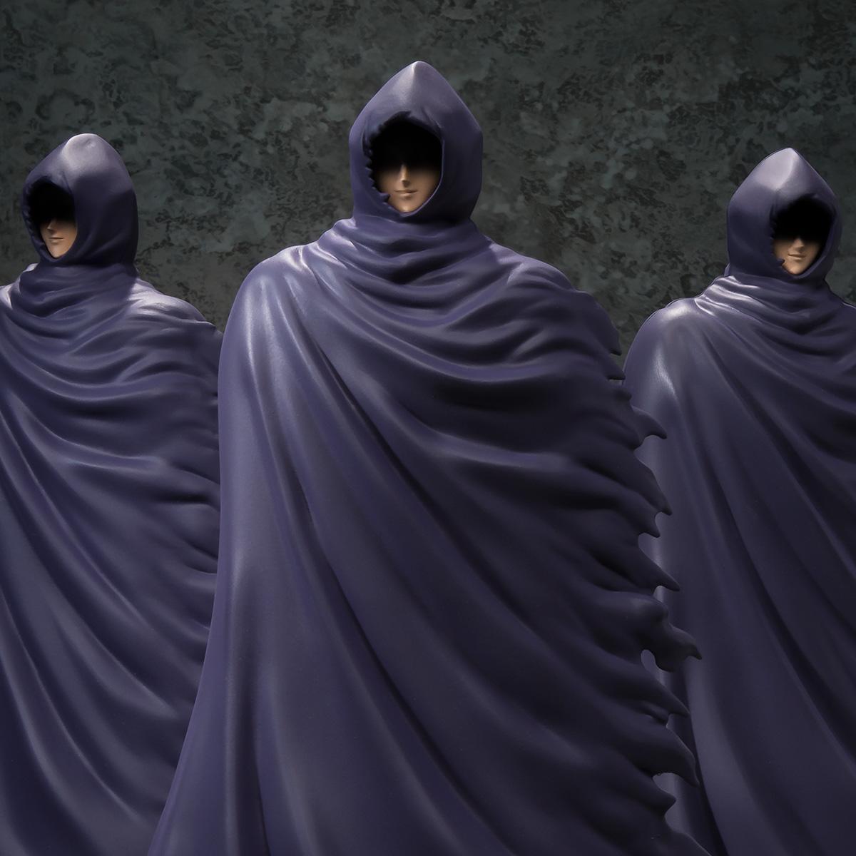 Saint Cloth Myth EX MYSTERIOUS SURPLICE 3 SET