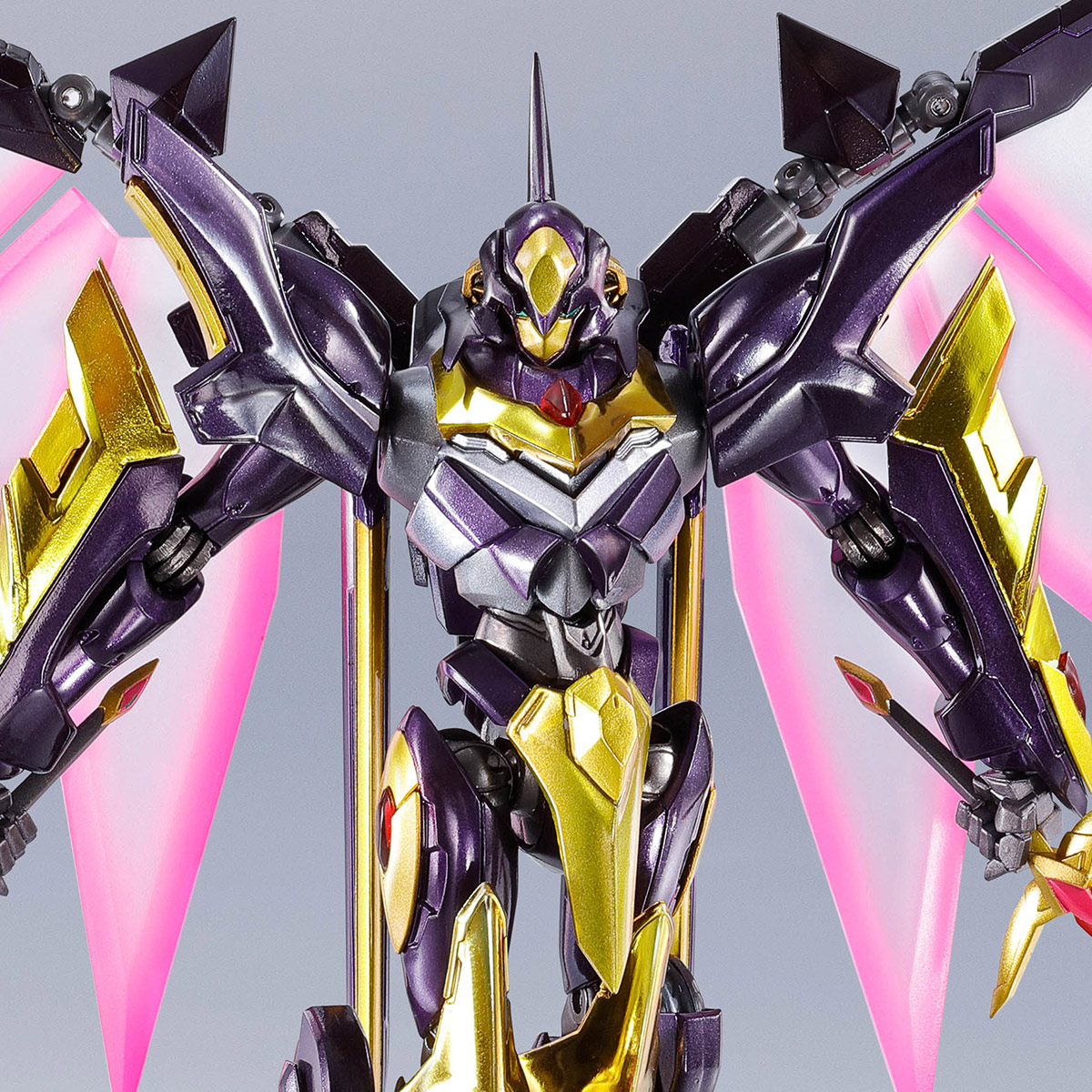 METAL ROBOT SPIRITS <SIDE KMF> Lancelot Albion ZERO