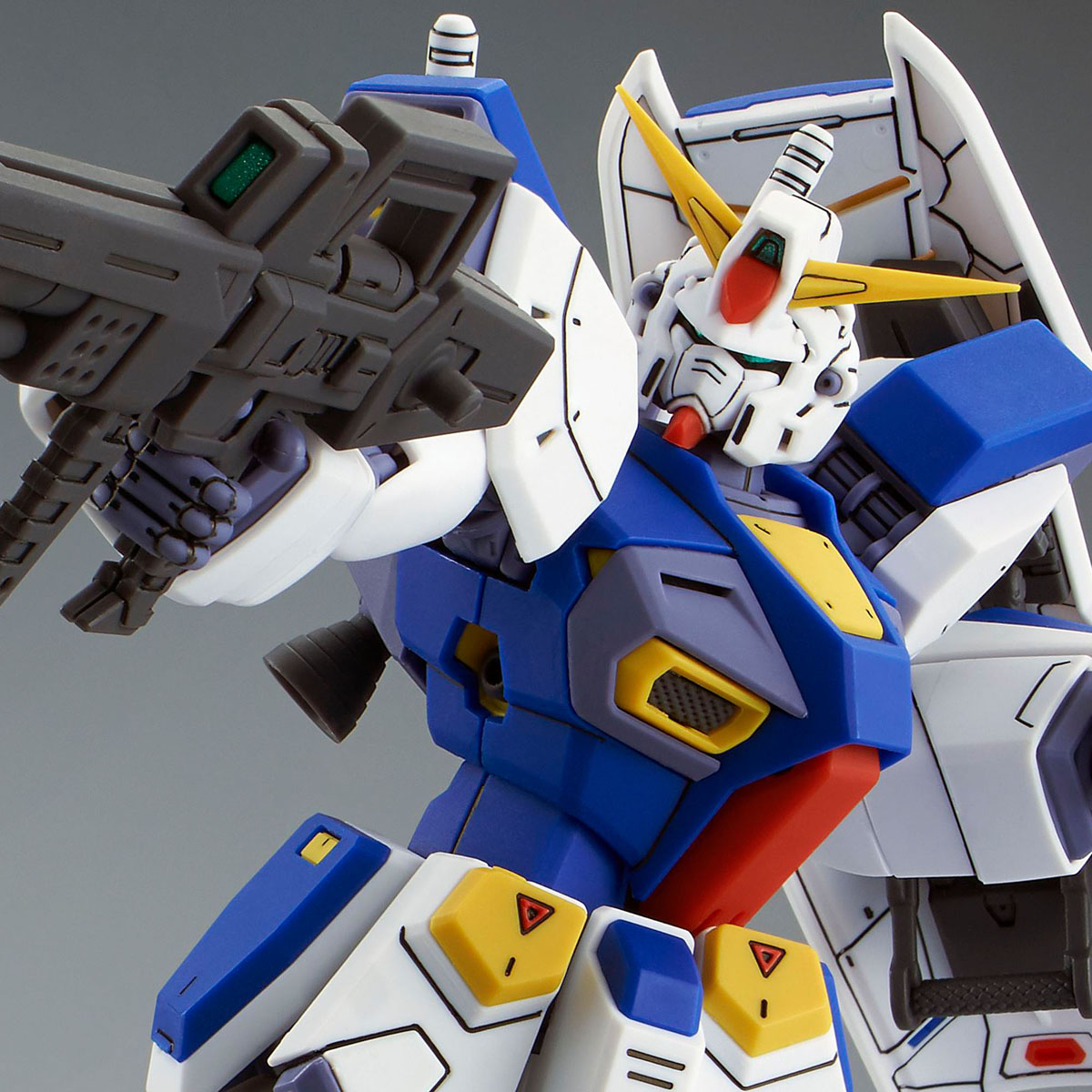 MG 1/100 GUNDAM F90 [Aug 2021 Delivery]
